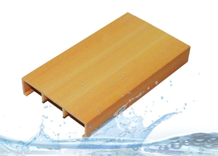 Flame Retardant Square PVC Ceiling Panels , Decorative Suspended Ceiling Tiles